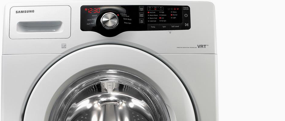 Samsung WF210ANW White 3.5 Cu. Ft. Front-Load Washing ...