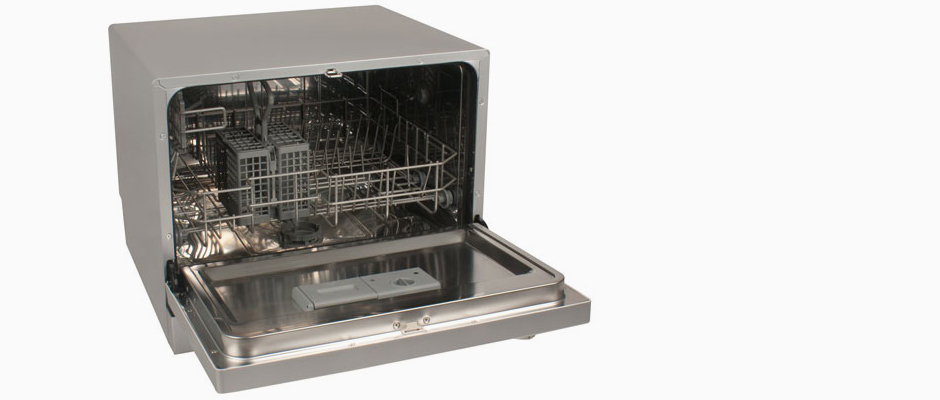 EdgeStar DWP61ES Countertop Dishwasher Review - Reviewed.com ...