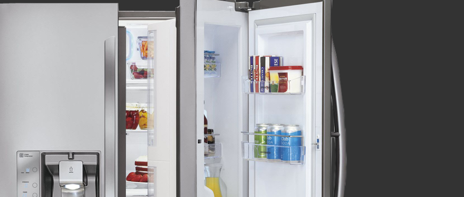 Lg Lfx31945 First Impressions Reviewed Com Refrigerators