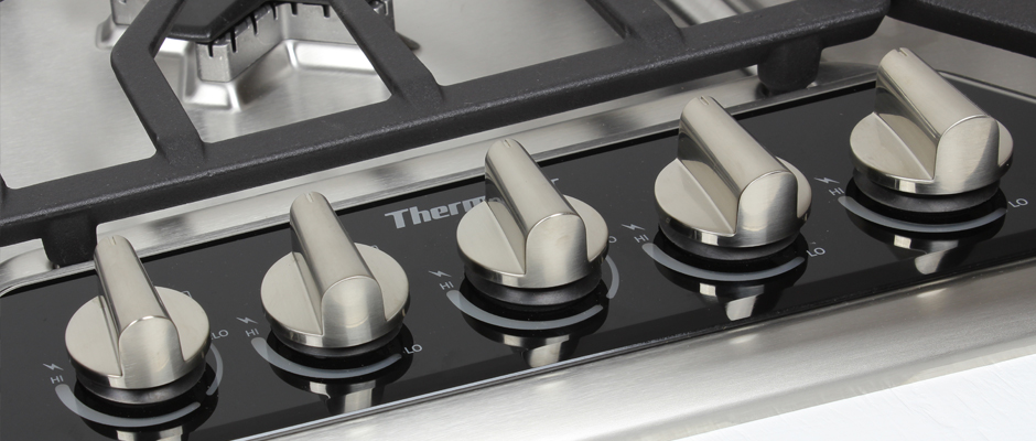 Thermador SGSX365FS 36-Inch Gas Cooktop Review - Reviewed ...