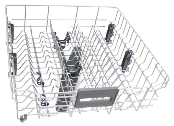 Kitchenaid kudc10fxss dishwasher review dishwashers - Kitchenaid dishwasher not cleaning top rack ...