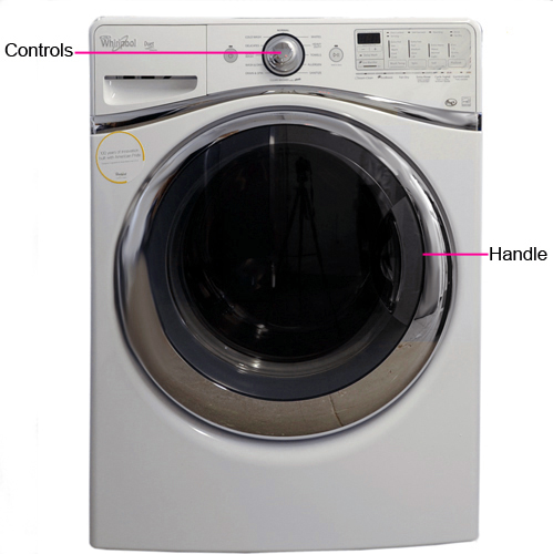 bosch front load washer manual