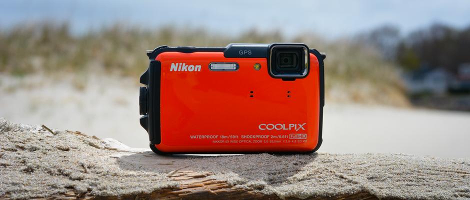 Nikon Coolpix AW110 Digital Camera Review