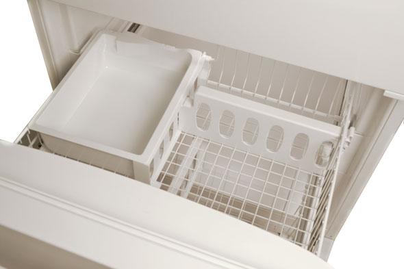 Whirlpool Gb2fhdxwq 21 9 Cu Ft Bottom Freezer