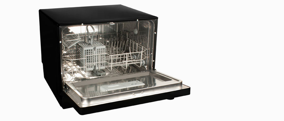 ... PDW60EB Countertop Dishwasher Review - Reviewed.com Dishwashers