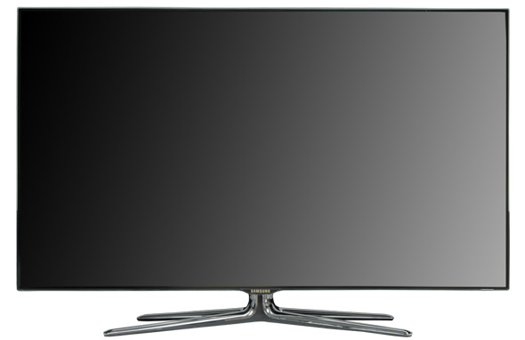 samsung un46es7100f 3d led hdtv review televisions. Black Bedroom Furniture Sets. Home Design Ideas