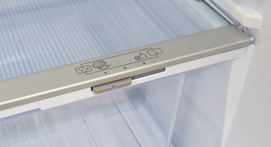 Vegetable Drawer Controls Photo
