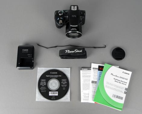 Canon PowerShot SX50 HS Digital Camera Review