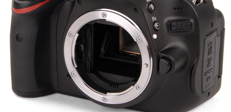 Lens Mount Photo
