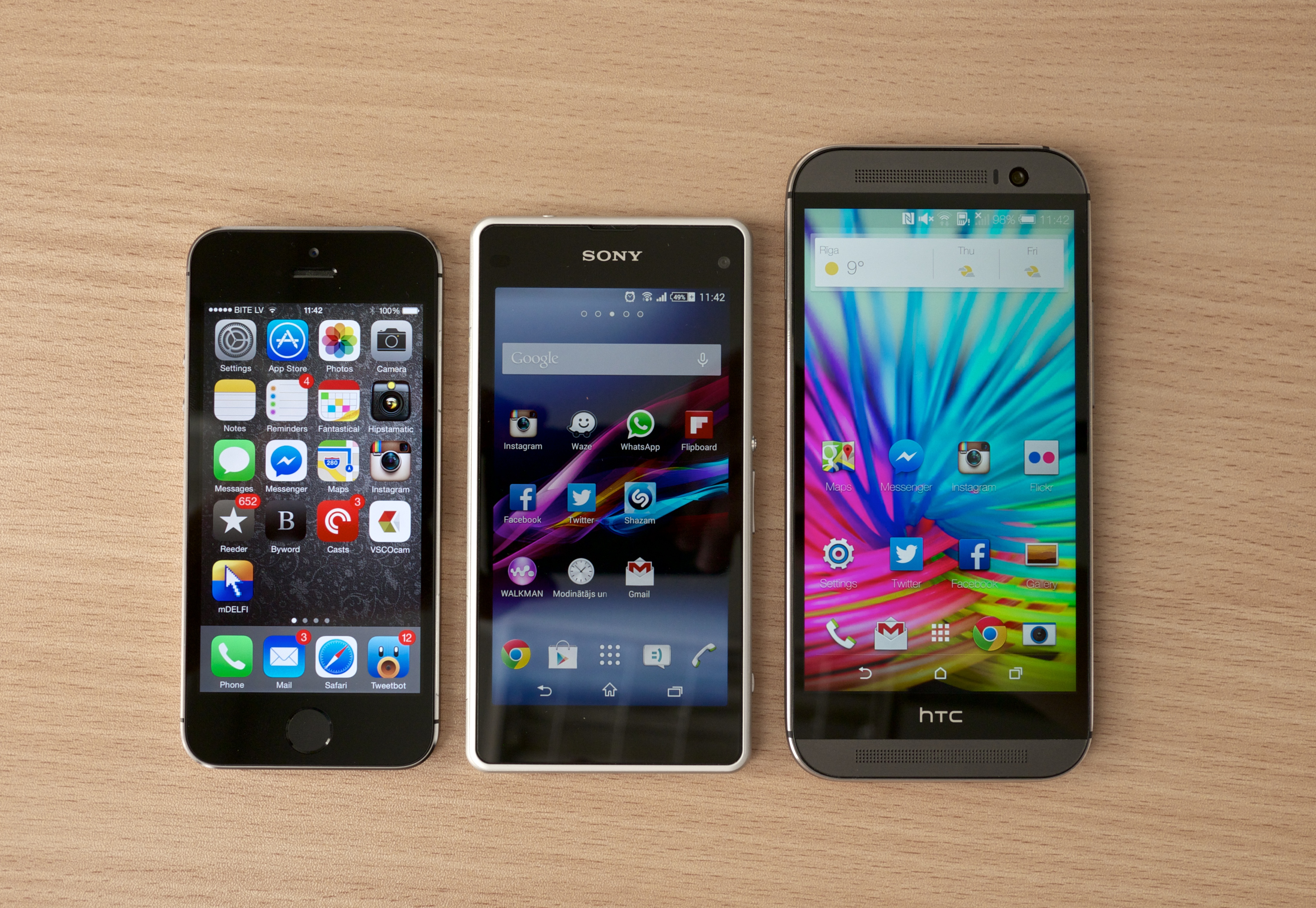 applevsandroid copy Google's android and apple's ios what is the history behind both of these operating systems, how did they get their start watch and learn in this video note htc one (m8) .