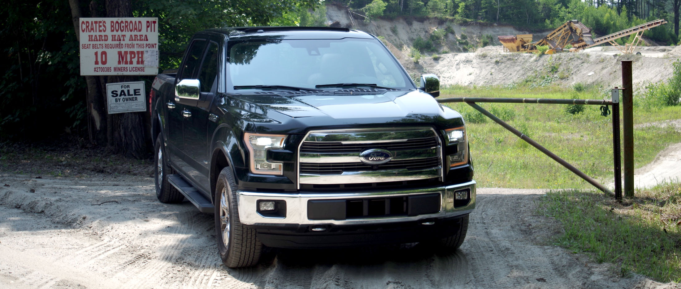 2015 ford f 150 lariat review working class cars. Black Bedroom Furniture Sets. Home Design Ideas