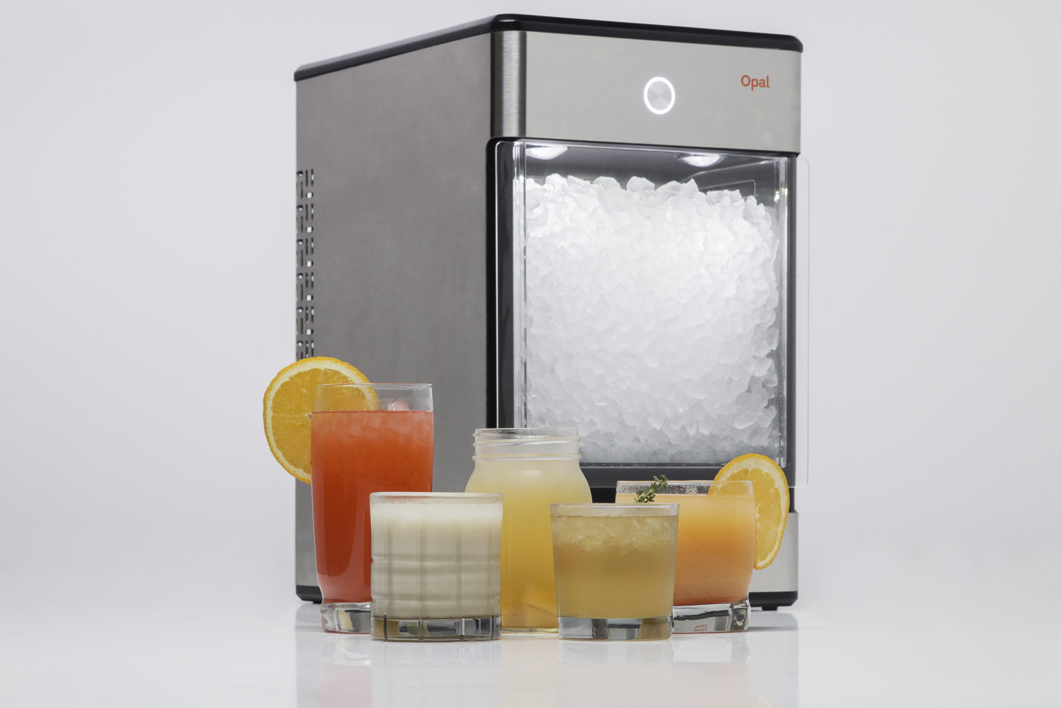GEs Opal Ice Maker Brings Sonics Nugget Ice Home - Reviewed.com ...