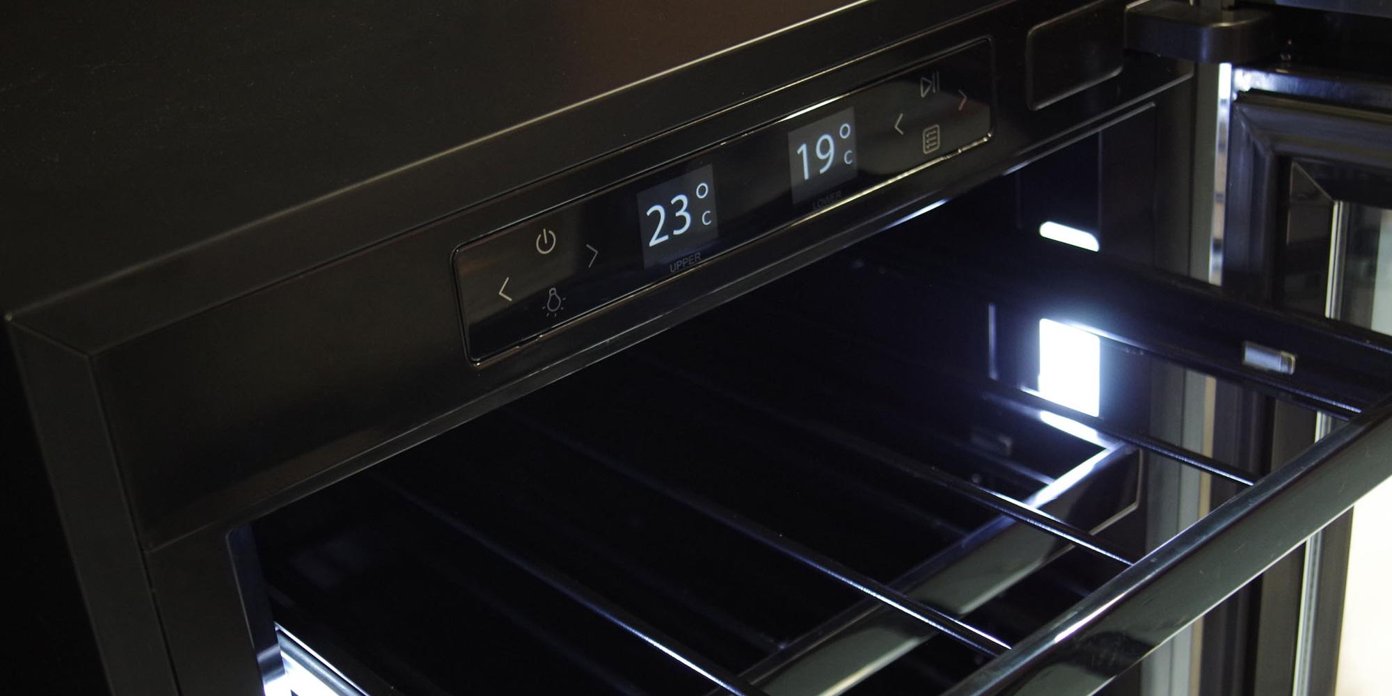 Best Counter Depth Refrigerator 2015 >> Revolutionary Compressor-Free Fridge from Haier - Reviewed.com Refrigerators