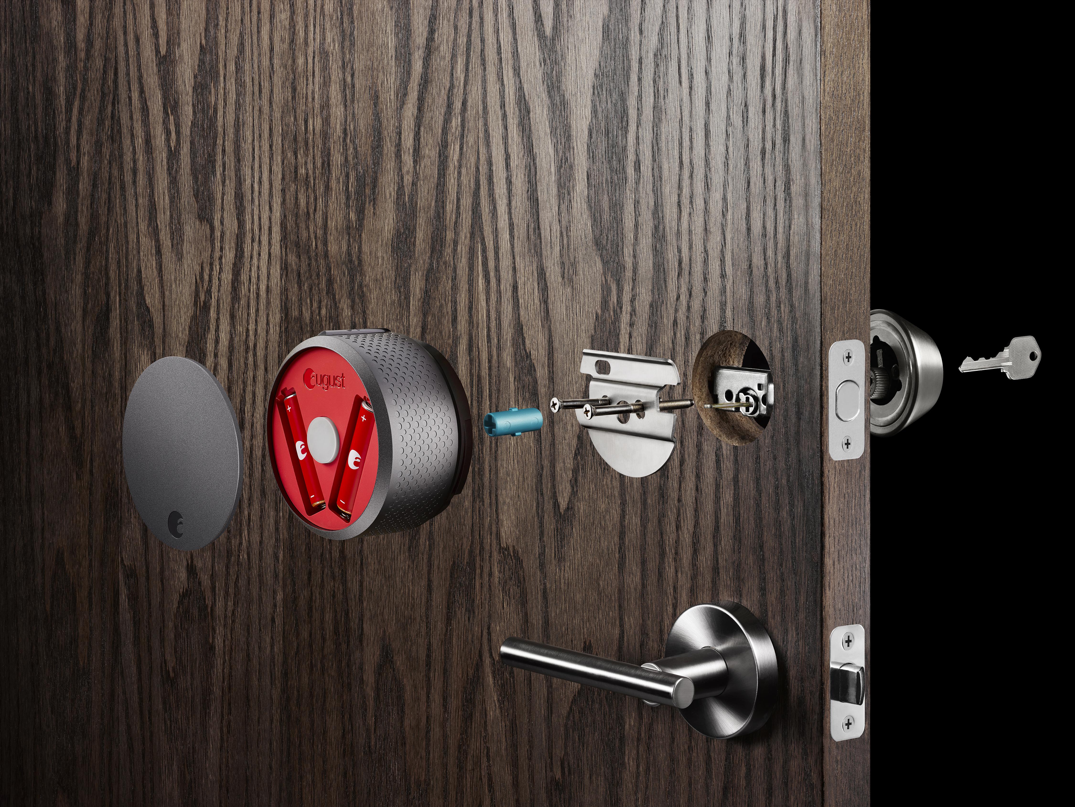 August smart lock asl02