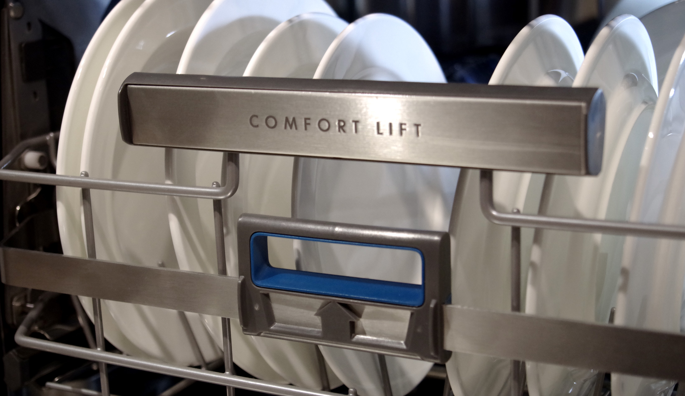 Electrolux Dishwasher Helps You Load Unload Dishes
