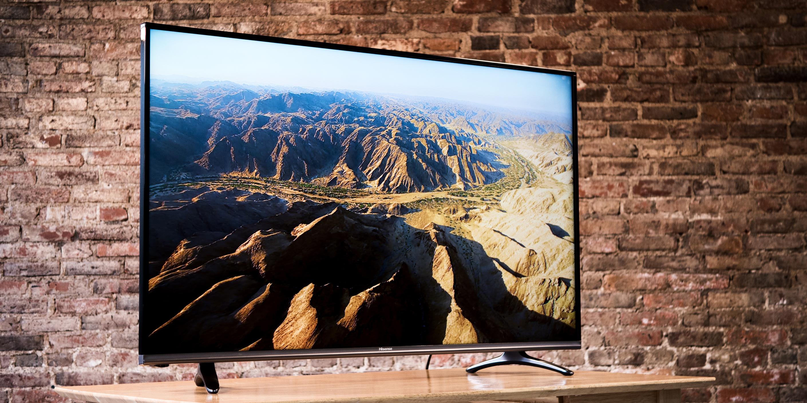 Kết quả hình ảnh cho Hisense 50H8C 50-Inch 4K TV Review: 4K on a Budget