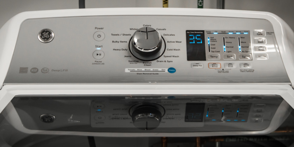 Ge Gtw680bsjws Top Load Washer Deal Reviewed Com Laundry