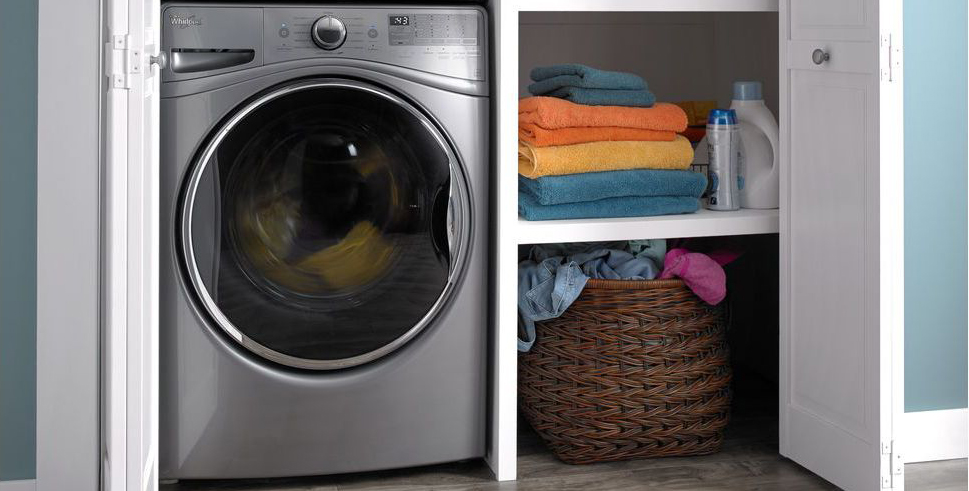 Whirlpool Wfw9290fw Closet Depth Washer Reviewed Com Laundry