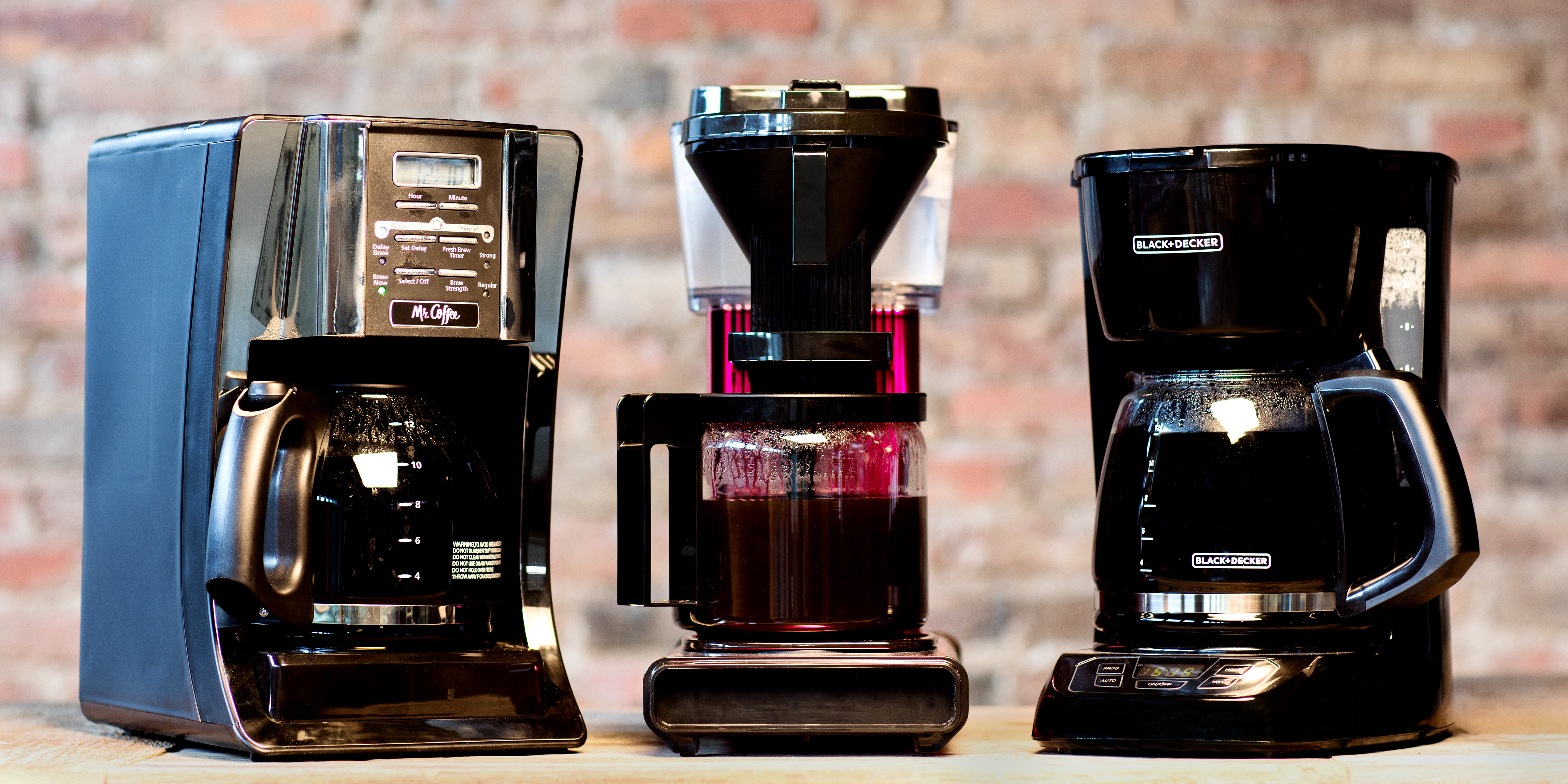 The Best Drip Coffee Makers Of 2016