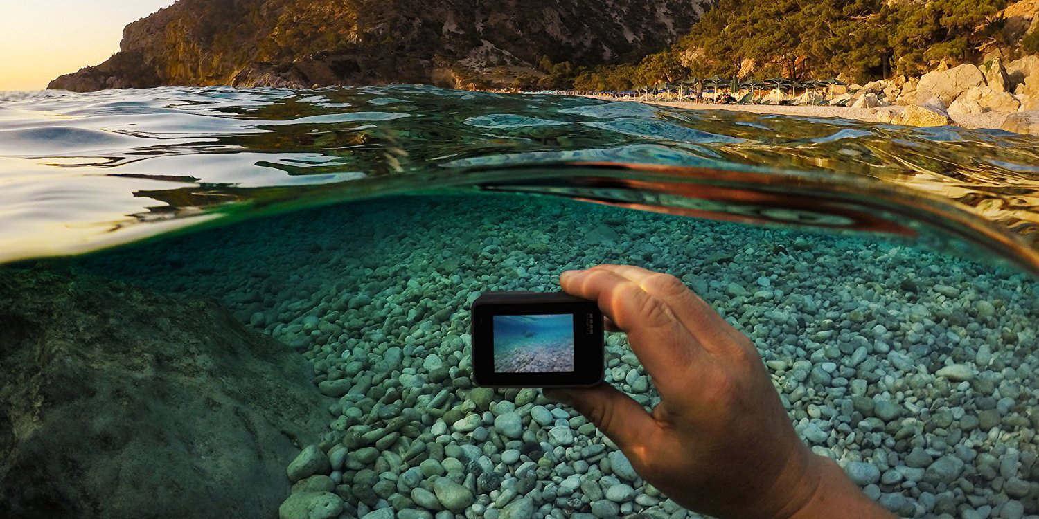 This 4K GoPro is the lowest price it's ever been right now