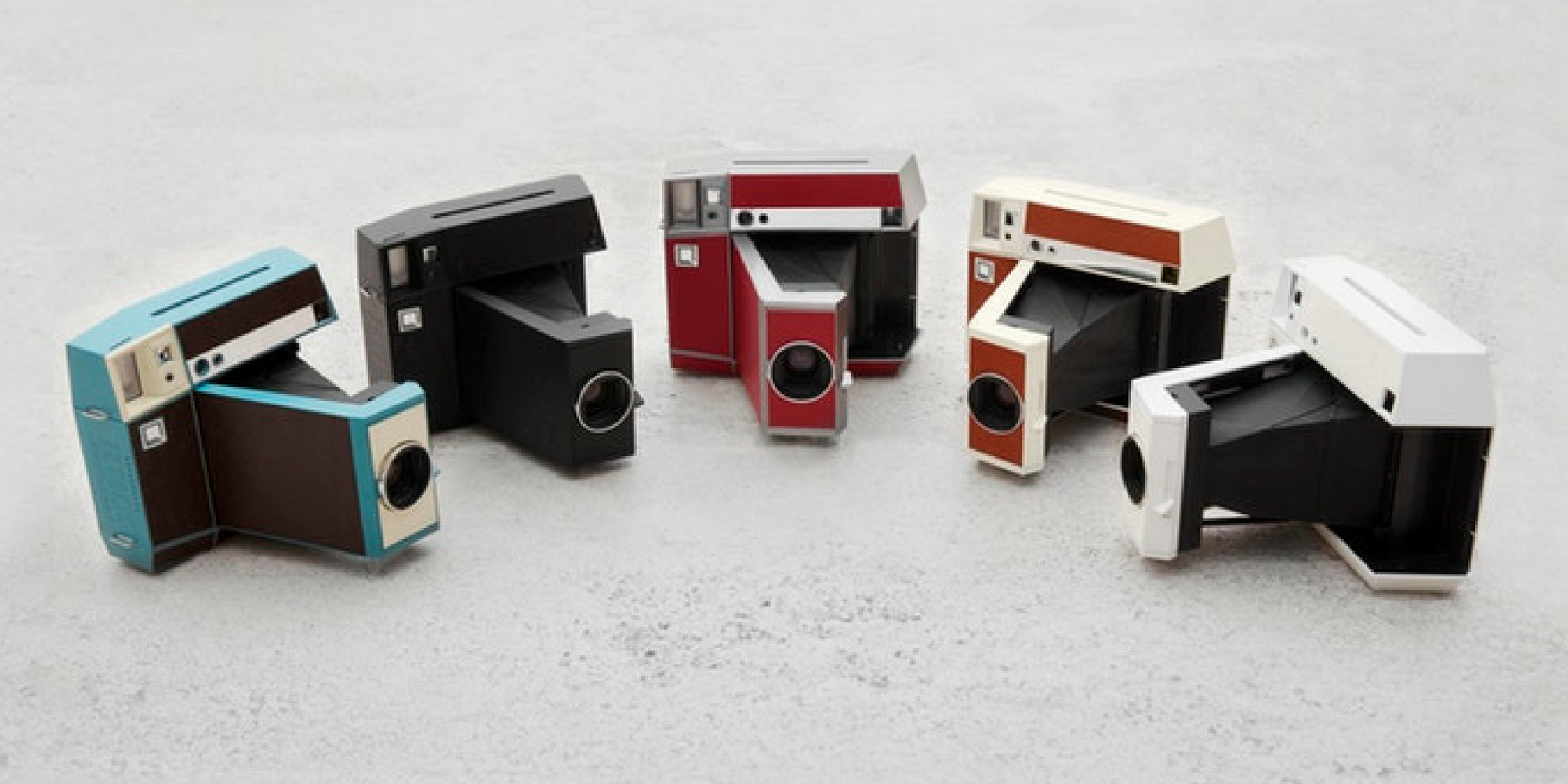 You can now bring Instagram to life with this new square film instant camera