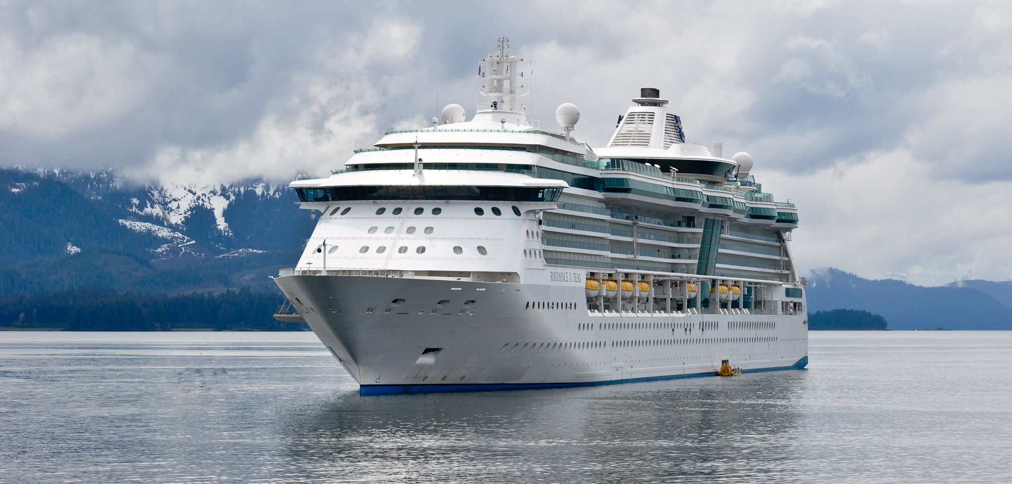 Royal Caribbean Radiance Of The Seas Review  Reviewedcom Cruises