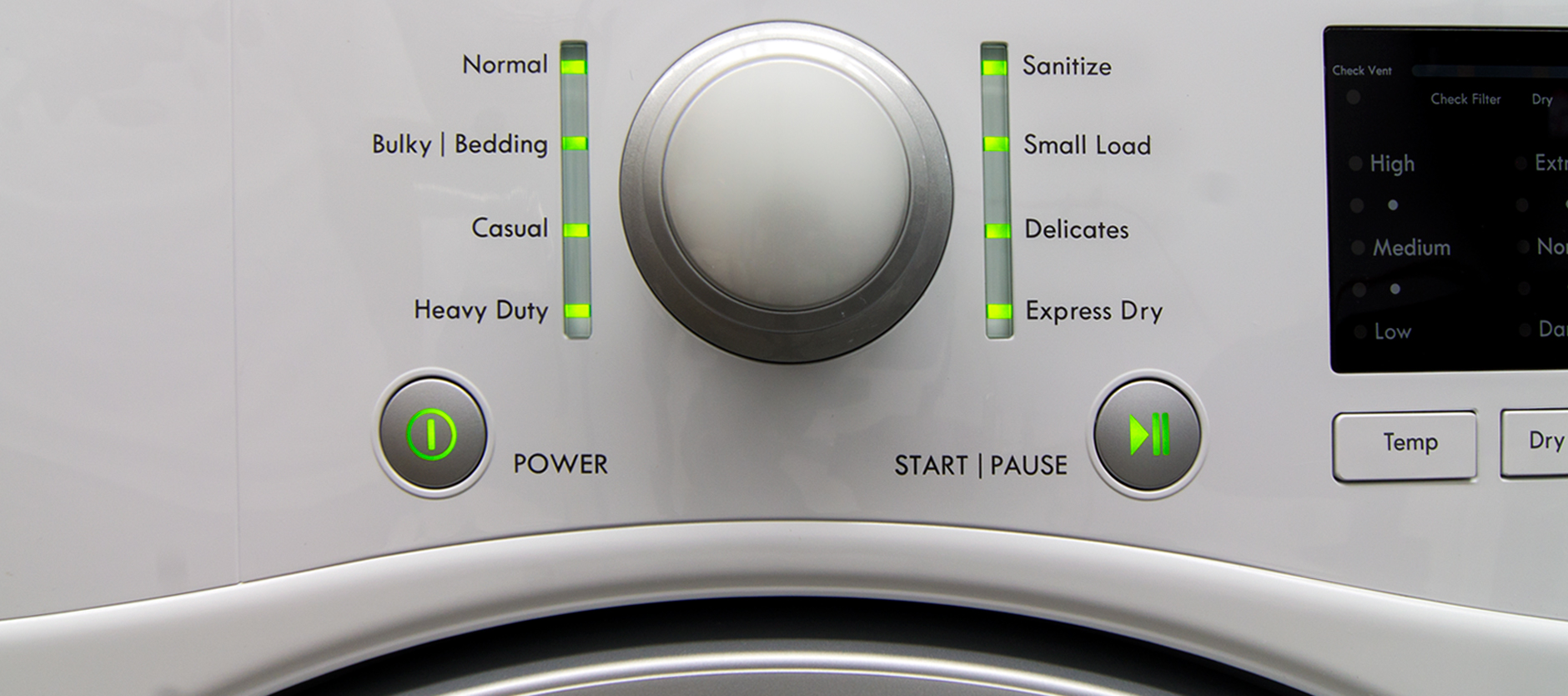 Best Top Loading Washing Machine >> Kenmore 81182 Dryer Review - Reviewed.com Laundry