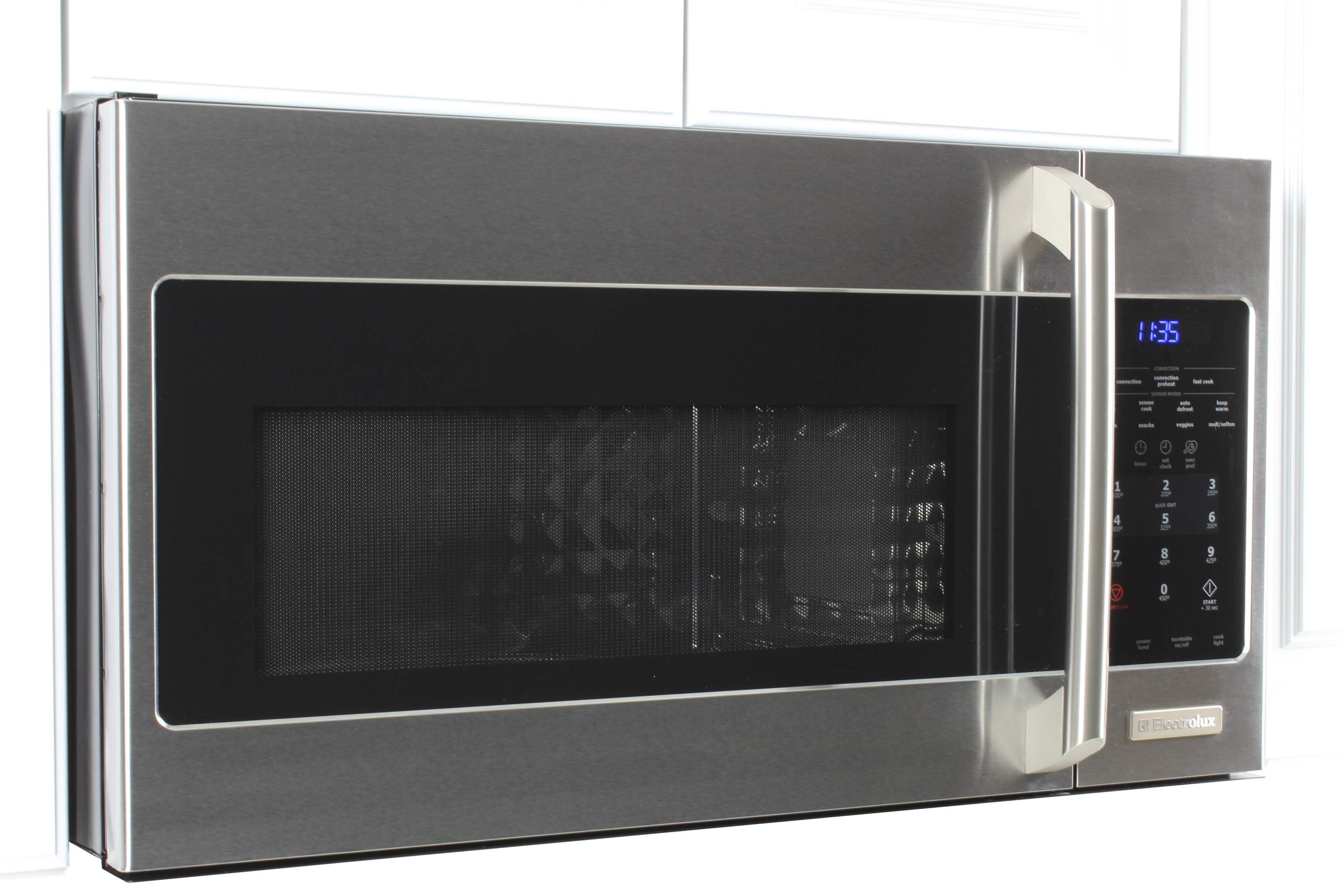 Electrolux EI30SM35QS Over-the-Range Microwave Review - Reviewed.com ...
