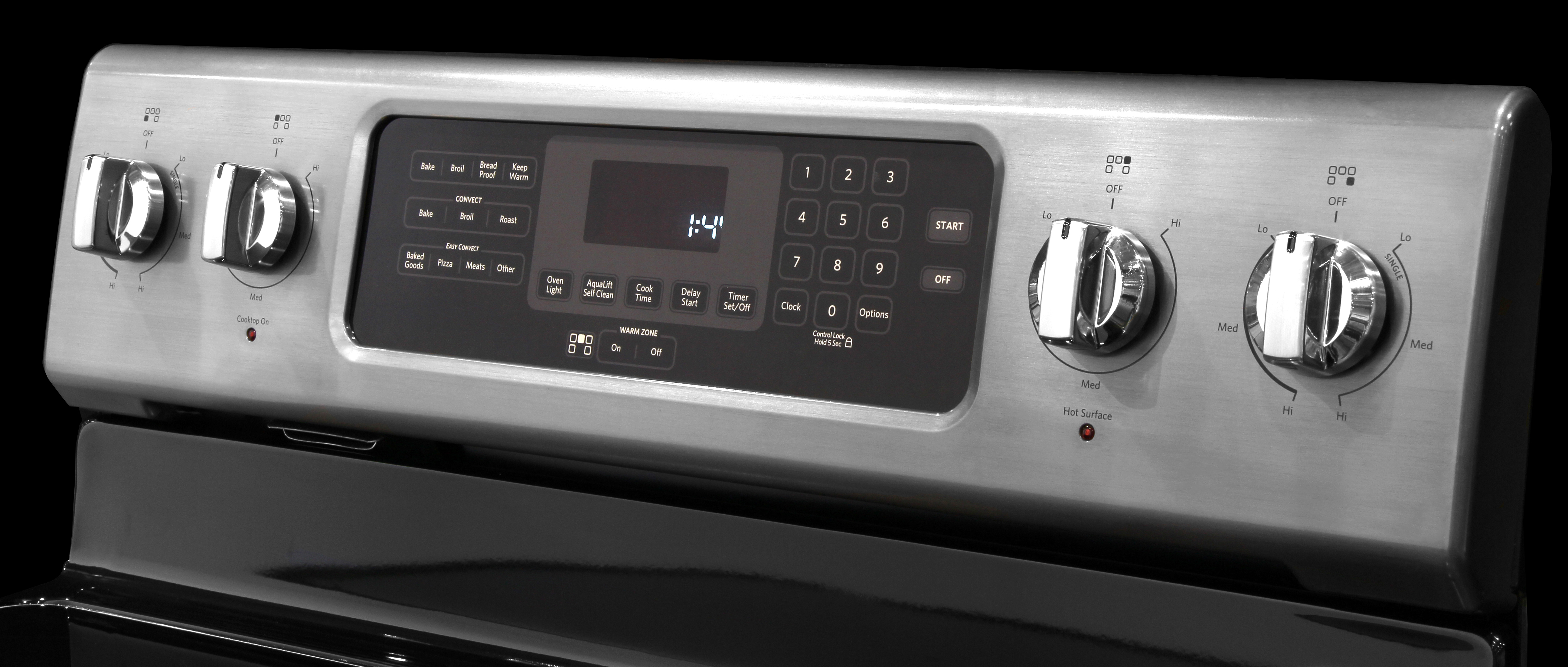 Kitchenaid kers202bss electric range review ovens - Reviews on electric stoves ...