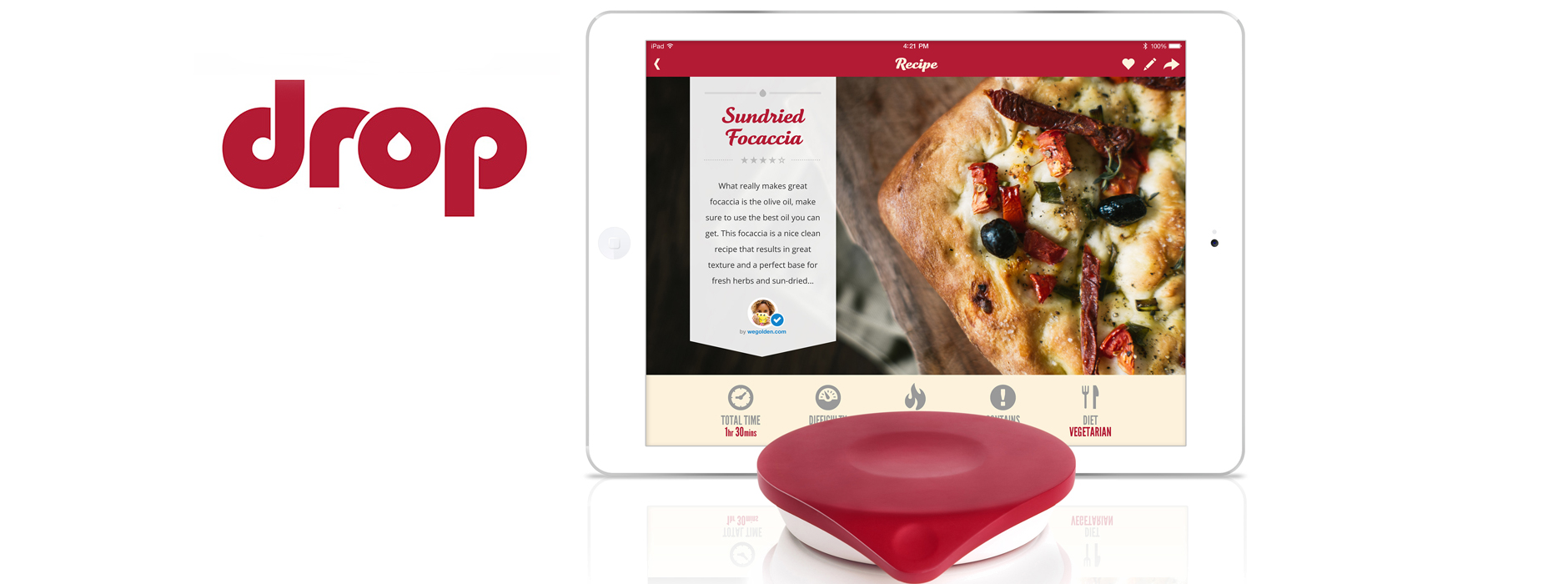 Smart kitchen scale takes the guesswork out of cooking for Drop kitchen scale review