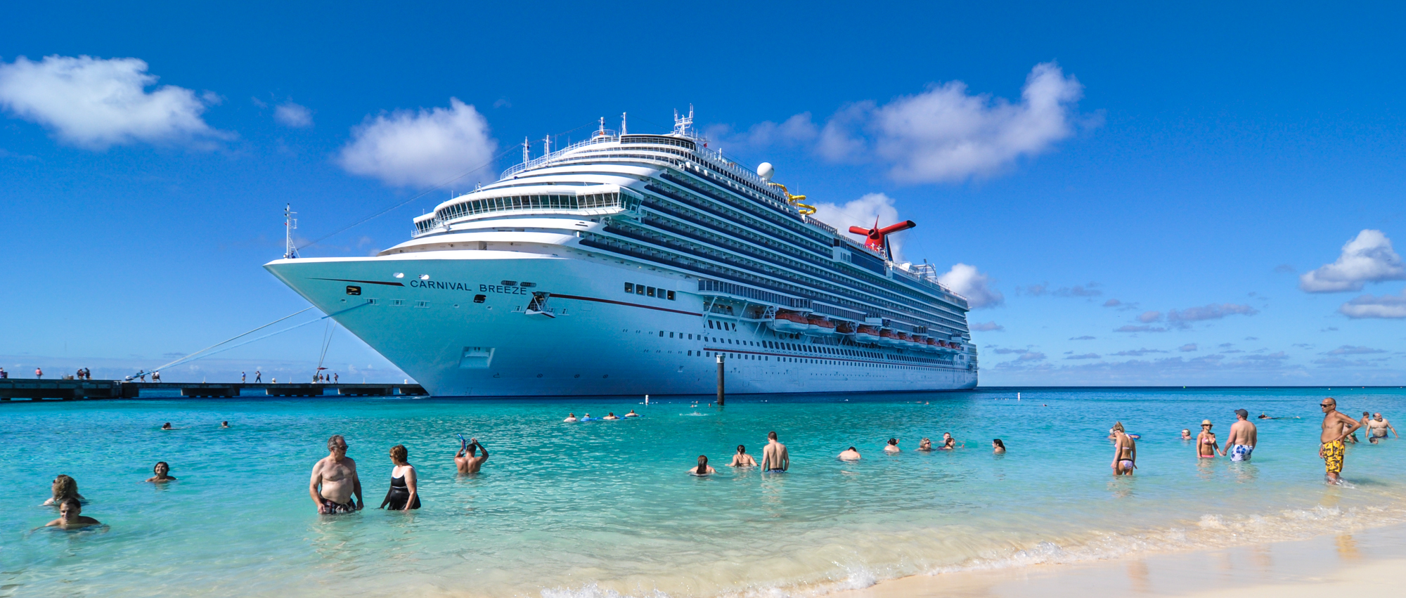 Carnival Cruise Lines Carnival Breeze Review  Reviewedcom Cruises