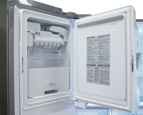 Lg Lfx31925st 31 0 Cu Ft French Door Refrigerator Review