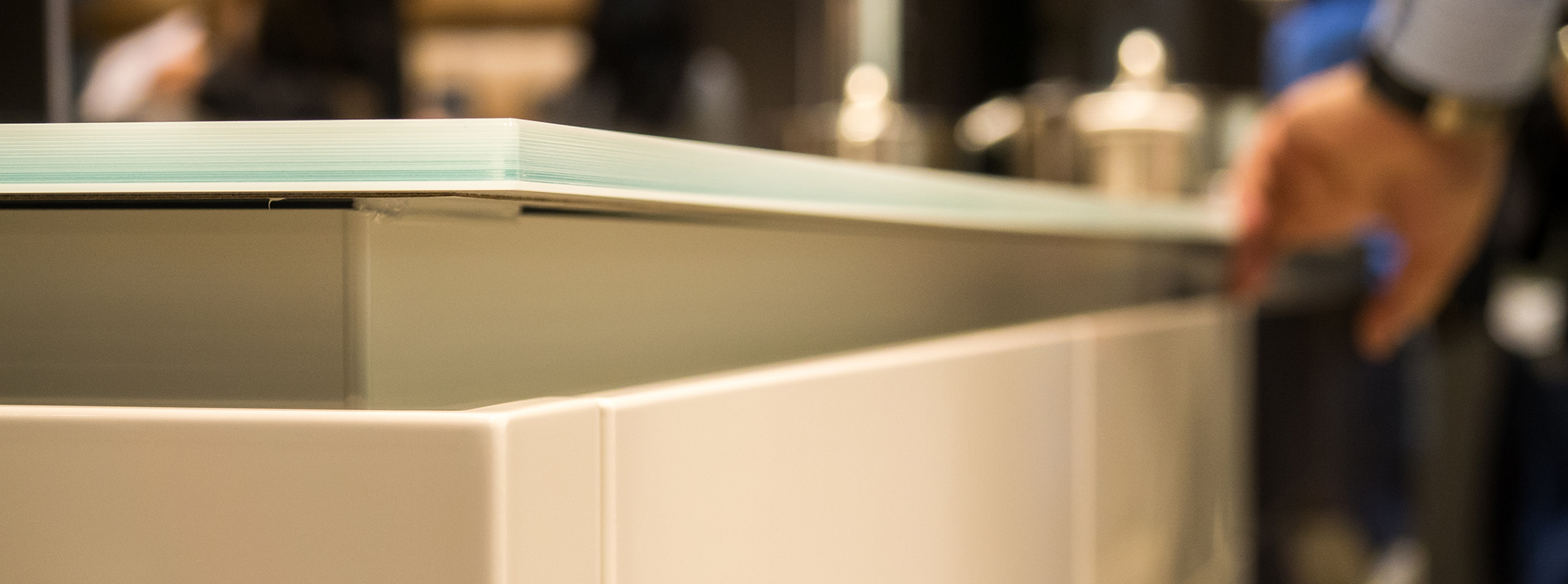 Countertop Dishwasher Attachment : ... Best Alternatives to Granite Countertops - Reviewed.com Dishwashers