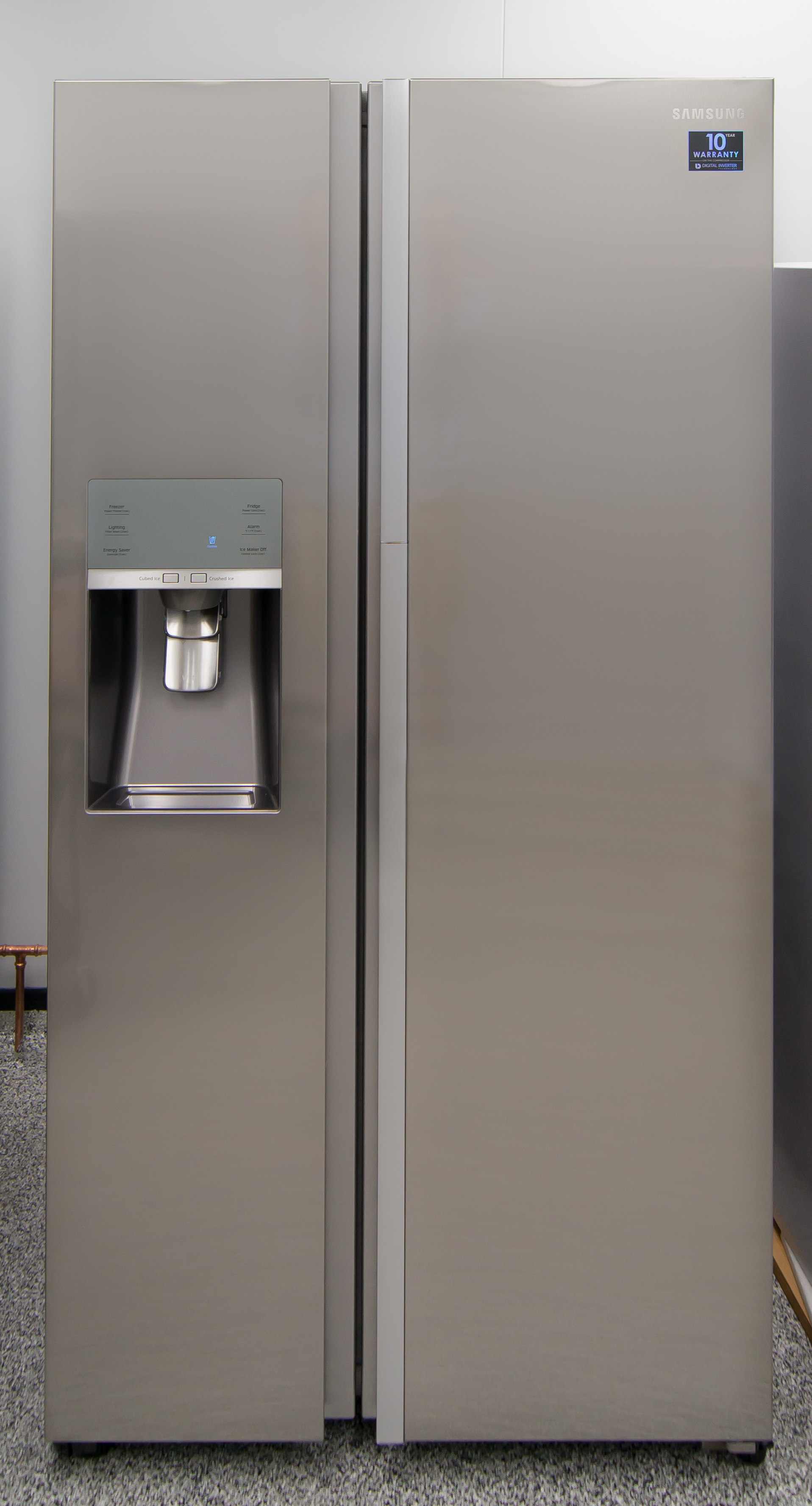 Famous Samsung RH29H9000SR Refrigerator Review - Reviewed.com Refrigerators XB87